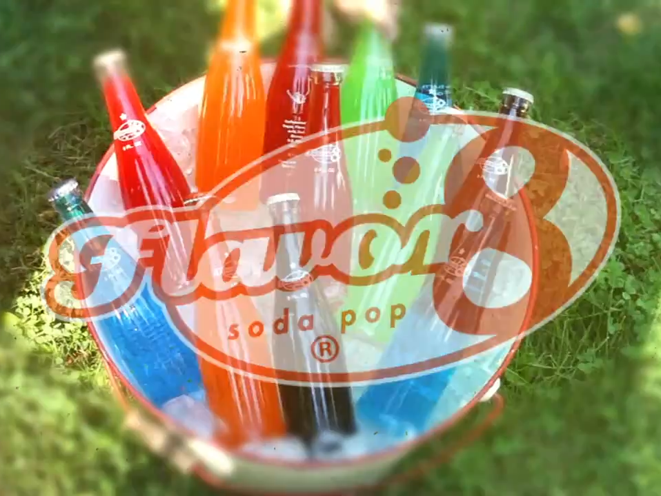 Flavor 8 Soda Pop Summer Fun - Portfolio
